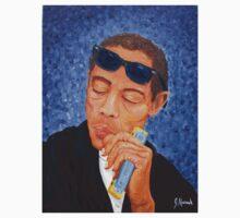 Portrait of Blues by James Harrah