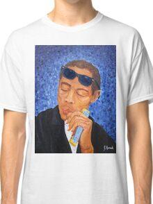 Portrait of Blues Classic T-Shirt