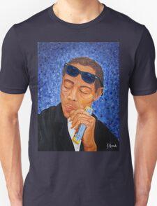 Portrait of Blues Unisex T-Shirt