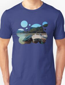 Boats in the harbour III | waterscape photography T-Shirt