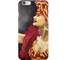 Lights, Camera, Show Girl iPhone Case/Skin
