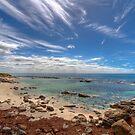Rocky Cove by Richard Majlinder