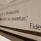 Mural de Fidel by apricotargante