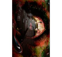 Hotel California - Collab with Jacqui (vampvamp) Photographic Print