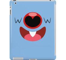 Pokemon - Woobat / Koromori iPad Case/Skin
