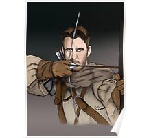 Robin Hood Once Upon a Time Poster