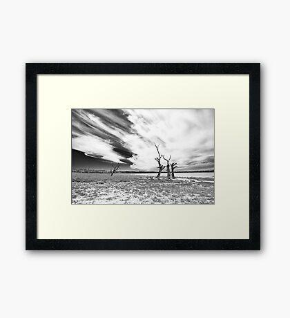 Waikerie, South Australia Framed Print