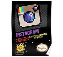 NES Instagram Poster