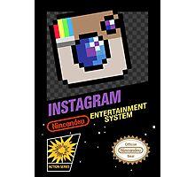 NES Instagram Photographic Print