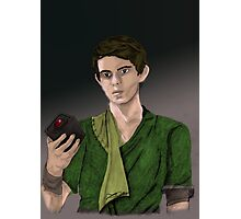 Peter Pan Once Upon a Time Photographic Print
