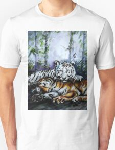 Tigers! Mother and Child T-Shirt
