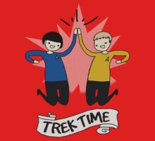 Trek Time One Piece - Short Sleeve