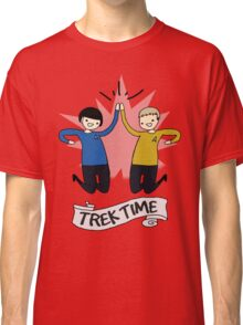 Trek Time Classic T-Shirt