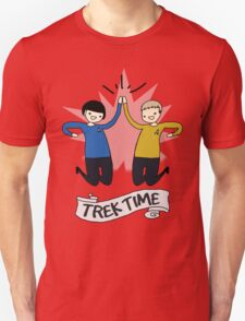 Trek Time Unisex T-Shirt