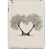 love trees iPad Case/Skin