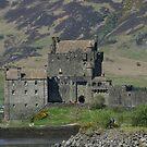 Eilean Donan Castle, Scotland by BronReid