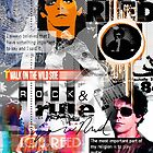 lou reed by arteology
