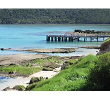 Lord Howe Island Jetty Photographic Print
