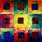 Spiral Symmetry by Abstract D'Oyley