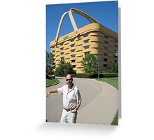 Longaberger Corporate Headquarters Greeting Card