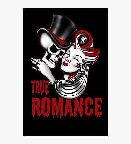 True Romance Photographic Print
