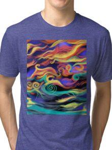 Sky dancing Tri-blend T-Shirt