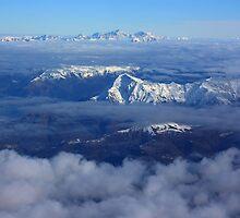 Swiss Alps III. 2010 by Igor Pozdnyakov