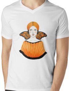 Anais Mens V-Neck T-Shirt