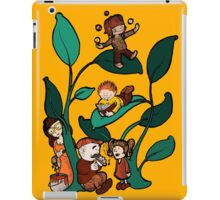 Funny  Beanstalk 1 iPad Case/Skin
