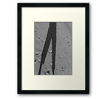 Amongst Giants Framed Print