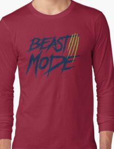 Beast Mode Tank T Shirt Long Sleeve T-Shirt