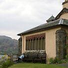 John Ruskin's house on Coniston Water, Cumbria UK by BronReid