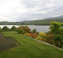 Coniston Water, Cumbria, UK by BronReid