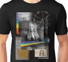 issac newton Unisex T-Shirt