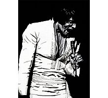 ELVIS PRESLEY - Taking Care of Business Photographic Print