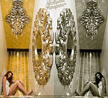 Hollywood Honeymoon™ Golden Girls by Shevaun  Shh!