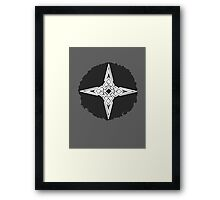 Dawnstar Seal Framed Print