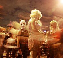 Panda's Carnival by shinn