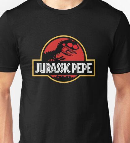 Jurassic Pepe - Pepe the frog Unisex T-Shirt