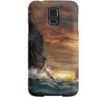 Ships drawn Samsung Galaxy Case/Skin