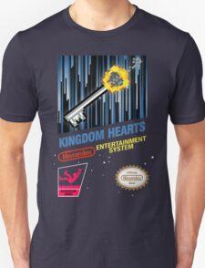 NES Kingdom Hearts T-Shirt