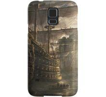 War of the ships Samsung Galaxy Case/Skin