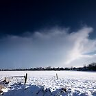 More snow on the way... by Andrew Leighton