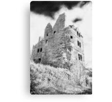 Redhouse Castle, East Lothian, Scotland Canvas Print