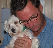 Dennis and Bundy by sharon wingard