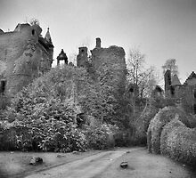 Castle Buchanan, Scotland by Scott Moncrieff