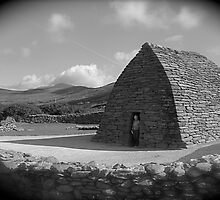 Gallarus Oratory. by Gabrielle  Hope