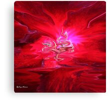 Passion - La Passione Abstract  Art + Products Design  Canvas Print