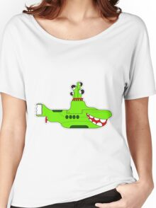 retro submarine Women's Relaxed Fit T-Shirt