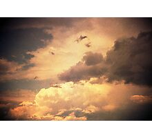 heaven's gate in the afternoon Photographic Print